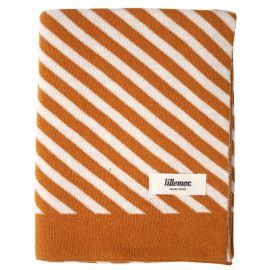Couverture Stripes brown