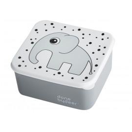 boîte à tartines Elphee grise