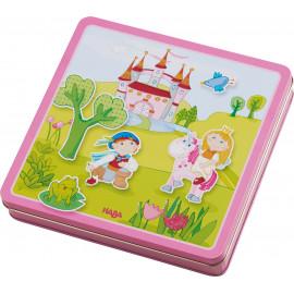 boîte de jeu magnétique Le jardin féerique