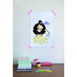affiche 'Gorilla'